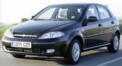 замок КПП Гарант консул 06202.R для Chevrolet Lacetti /2003-/ M5, R-вперед