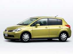 замок КПП EUROLOCK 1131 для Nissan Tiida/Note авт. 2007-
