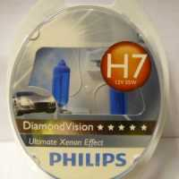 H7 Philips 12V-55W 2шт 12972 NG/S DLS2