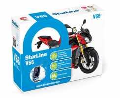 StarLine V66 Moto иммобилайзер