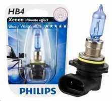 HB4 Philips 12V-55W 1шт 9006 BVUB1 (бл.)