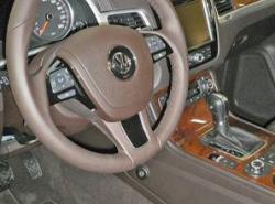 замок КПП Construct 1431 для VW Touareg 2010-...авт