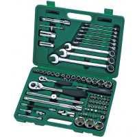 Sata набор инструмента 76 предметов 09519