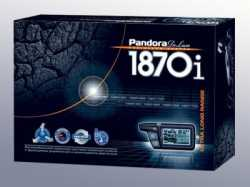 Pandora DeLuxe 1870i автосигнализация