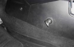 замок КПП Гарант консул 28004/1.L для Mitsubishi Pajero 4 /2010-/ A+, P