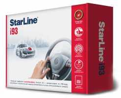 StarLine i93 иммобилайзер