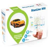 StarLine M96M автосигнализация с автозапуском