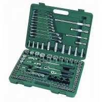 Sata набор инструмента 120 предметов 09014