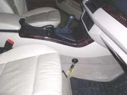 замок КПП Construct 764/А для BMW X5 1999-2007 стептроник