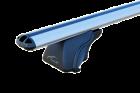 Lux Классик багажник с дугами 1,2м аэро 73 для а/м с рейлингами