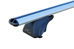 Lux Классик багажник с дугами 1,3м аэро 52 для а/м с рейлингами