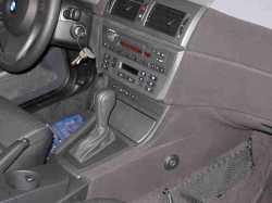 замок КПП Construct 918 для BMW X3 2003-..стептроник