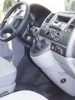 замок КПП Construct 974/С для VW Transporter 2005-..мех