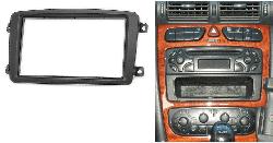 CARAV 11-459 переходная рамка магнитолы для Mersedes-Benz