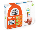 StarLine E93 автосигнализация с автозапуском