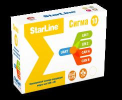 StarLine Сигма 10 2CAN 2LIN модуль
