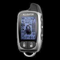 Alligator TD-350RS сигнализация с автозапуском
