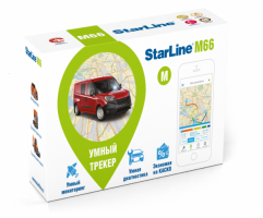 StarLine M66-M GPS-трекер