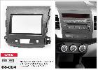CARAV 08-004 переходная рамка магнитолы для Peugeot
