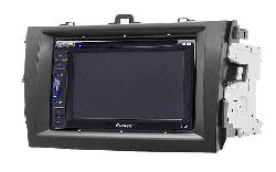 CARAV 11-505 переходная рамка магнитолы для Toyota Corolla 2007-2013