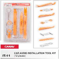 CARAV IT-11 набор инструмента для установщика 12 предметов