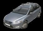 багажники Lux с дугами 1,2м аэро-классик 53мм для Hyundai Santa Fe III Tucson III