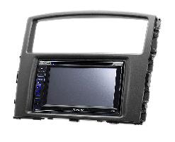 CARAV 08-005 переходная рамка магнитолы для  Mitsubishi