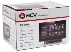 ACV AD-1010 автомагнитола 2 DIN с навигацией