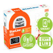 StarLine E95 BT 2CAN+2LIN сигнализация с автозапуском