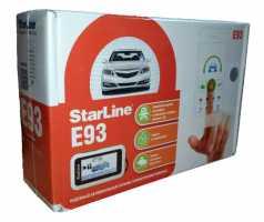 StarLine E93 2CAN+2LIN