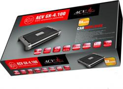 ACV GX-4.100 усилитель 4-канальный