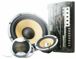 Focal ES165KX3 компонентная акустика 16,5см