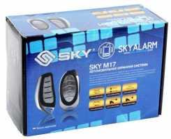 SKY M17 сигнализация