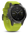 Garmin fenix 5 Amp Yellow GPS (010-01688-02)