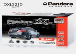 Pandora DXL 3210 Slave CAN автосигнализация