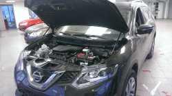 Упоры капота для Nissan X-Trail 2015- 2шт KU-NI-XT32-00