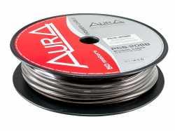 Aura PCS-208B силовой кабель 8AWG (8мм2) чёрный