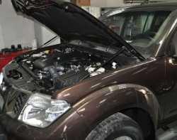 Упоры капота для Nissan Pathfinder Navara 2005-2014- 2шт KU-NI-PT51-00