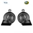 Hella Звуковой сигнал 2 тона компл. 2шт 3FH 011 225-831
