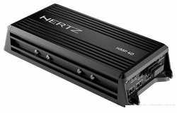 Hertz HMP 4D усилитель 4-канальный