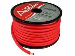 Aura PCC-520R медный силовой кабель 4WG (20мм2) красный