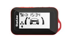 StarLine E96 BT сигнализация с автозапуском