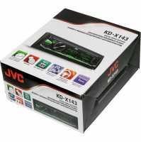 JVC KD-X143 автомагнитола