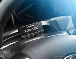 Neoline X-COP S300 радар-детектор с установкой