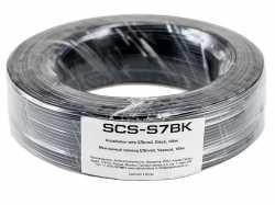 Aura SCS-S7BK кабель монтажный 0,75мм