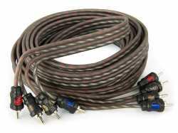 Aura RCA-0450 межблочный кабель RCA 5м,
