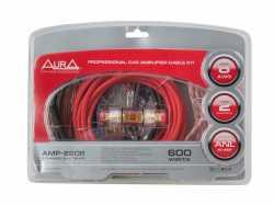 Aura AMP-2208 комплект подключения усилителя 8AWG