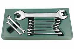 Sata набор ключей 10 предметов 09904