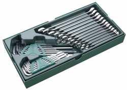 Sata набор ключей 30 предметов 09906