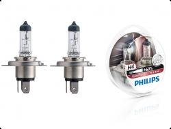 H4 Philips 12V-60/55W 2шт 12342 VPS2